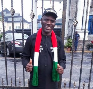 Election 2019: Ibilou Vows to Muster Supports For Atiku, Okowa, Manager, Pondi, Asupa