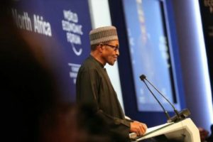 President Buhari highlights cause of conflict in Nigeria