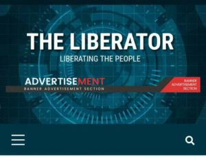 Liberator begins production of hard copy of paper, calls for suitable articles