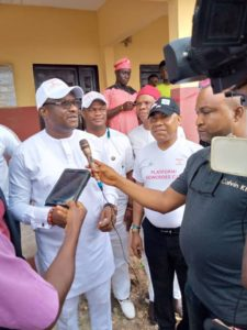 Jubilation in Delta as Governor Okowa commissions legacy projects