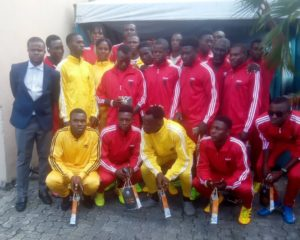 Just In: Godspenal International Football Academy Crushes Heroes Stars Of Okwagbe 1-0
