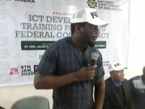 Pondi empowers constituents with five days ICT training, speaks on Tuomo Aquaculture school