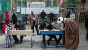 Foreign: Iran reports record low turnout for general election – The Liberator