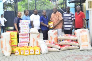 Delta: Again Dekawei Foundation Splashes Millions On Foodstuffs To Ogbinbiri, Burutu, Ofougbene communities – The Liberator